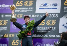 2019 Macau GP winner