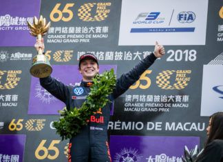 2019 Macau GP winner