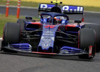 Naoki Yamamoto, F1