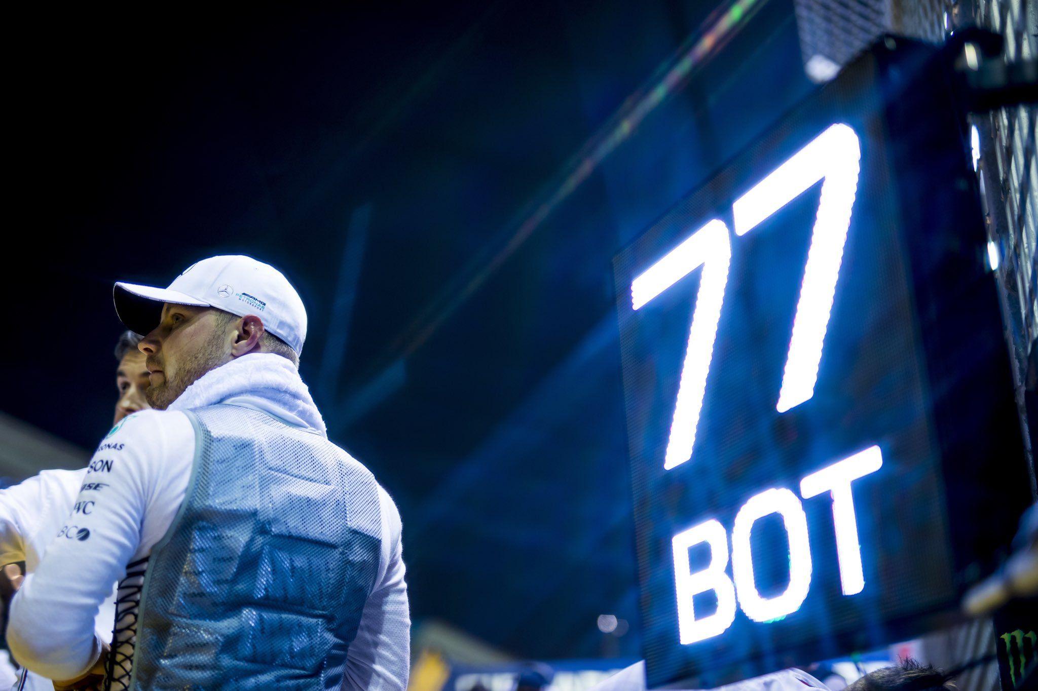 Valtteri Bottas, Podcast