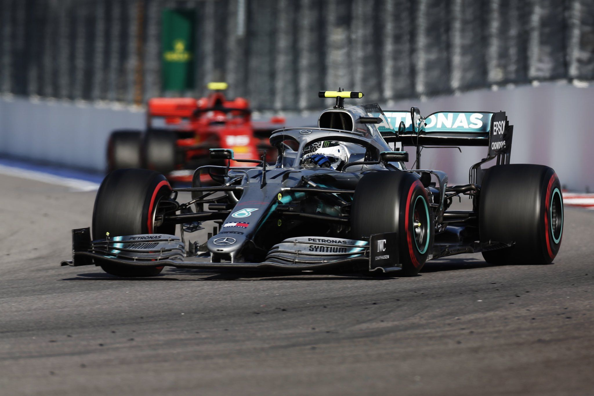Lewis Hamilton, Ferrarit