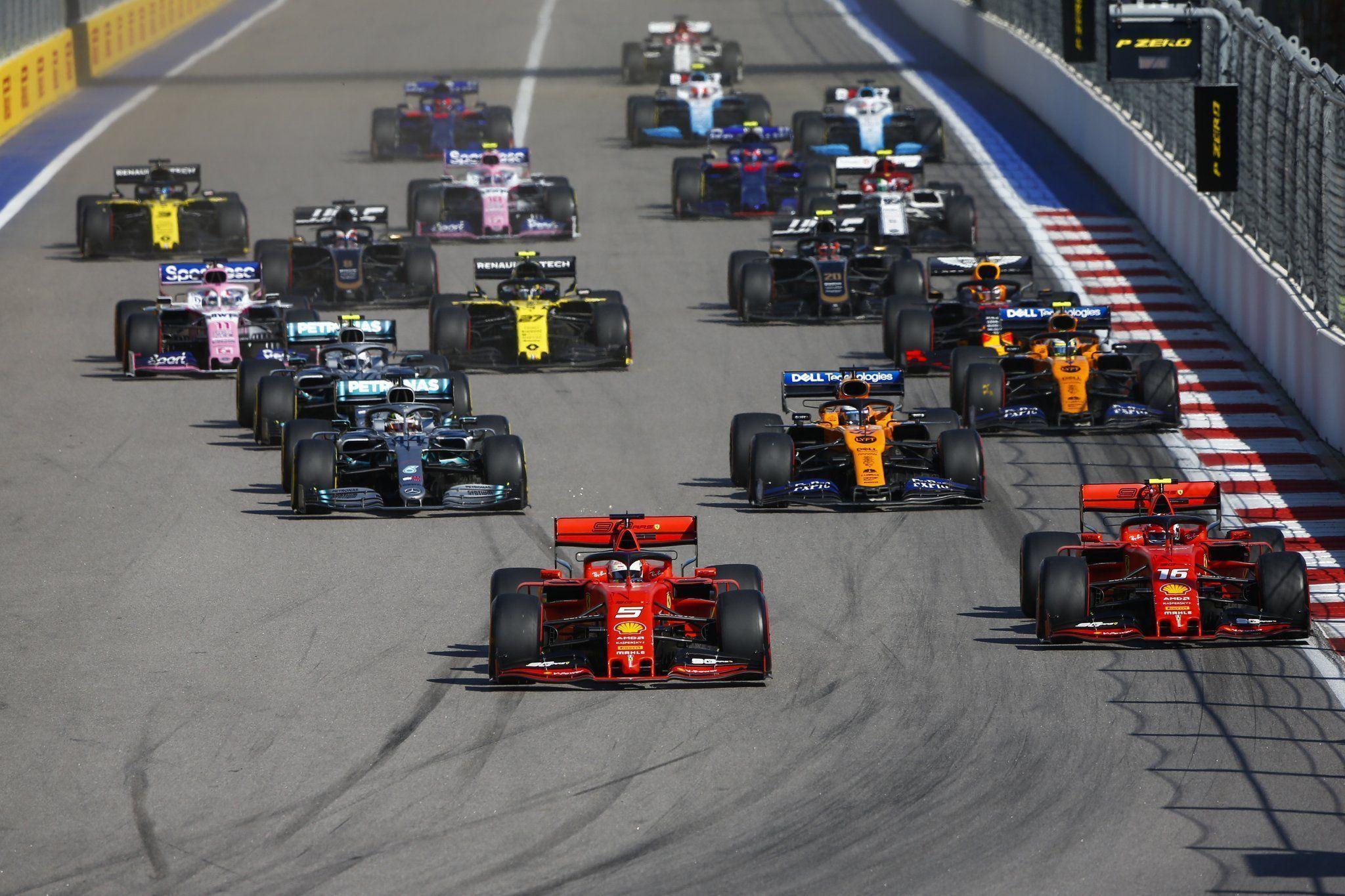 McLaren, Mercedes