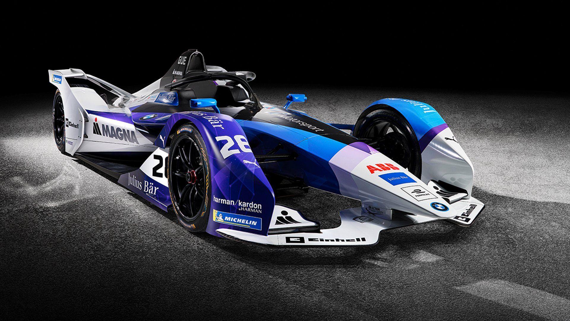 BMW Andretti, Formula E