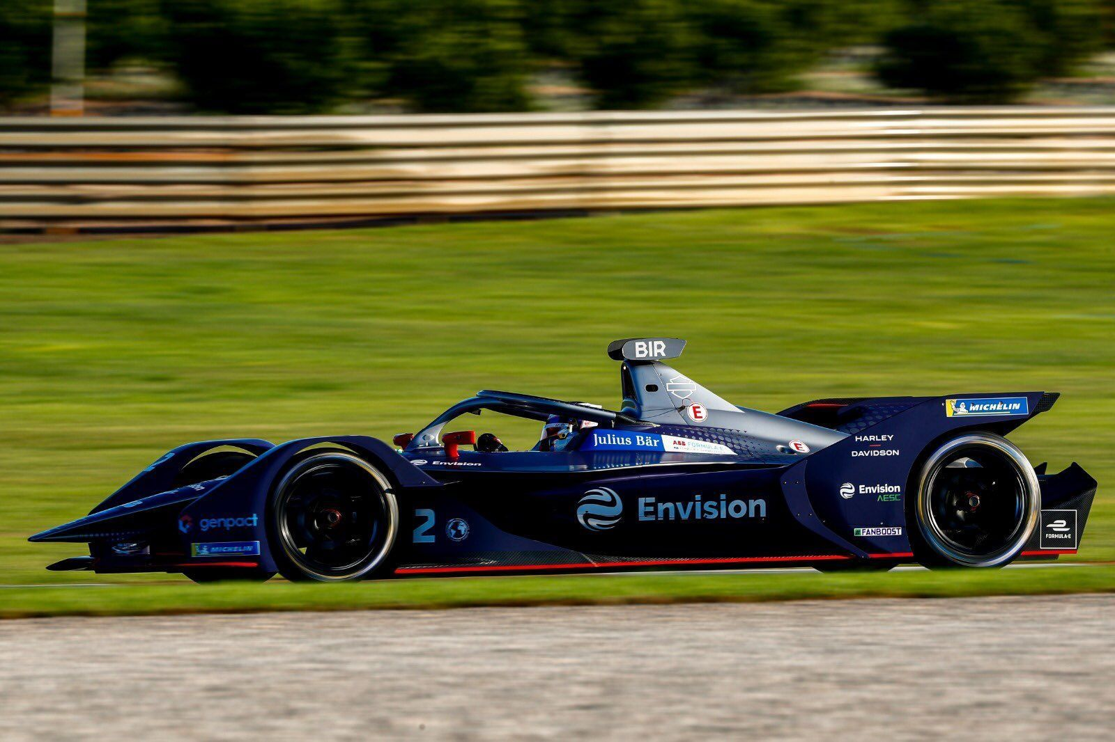 Sam Bird, Formula E