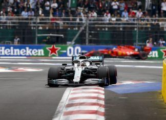 Lewis Hamilton, Mexico GP