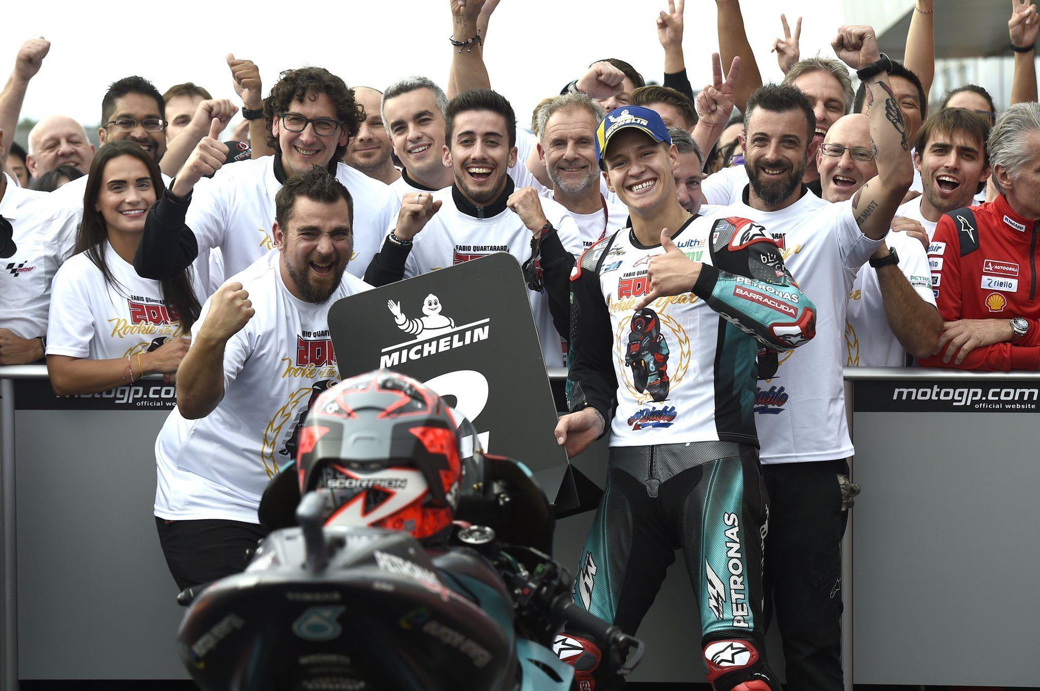 Fabio Quartarao, MotoGP