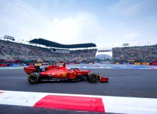 Sebastian Vettel, Mexico GP