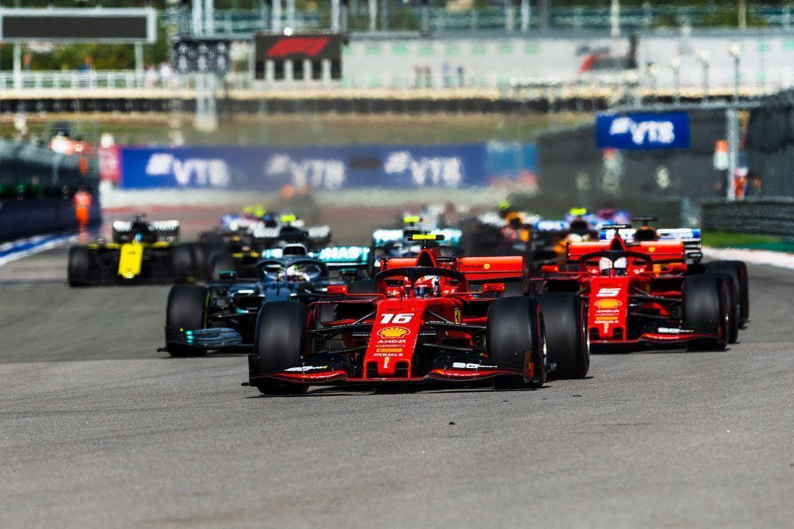 Ross Brawn, F1, Ferrari