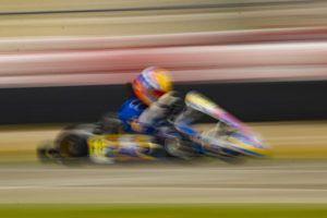 Pol Chaos (FA Racing Spain) (FA Kart/Iame/Vega)