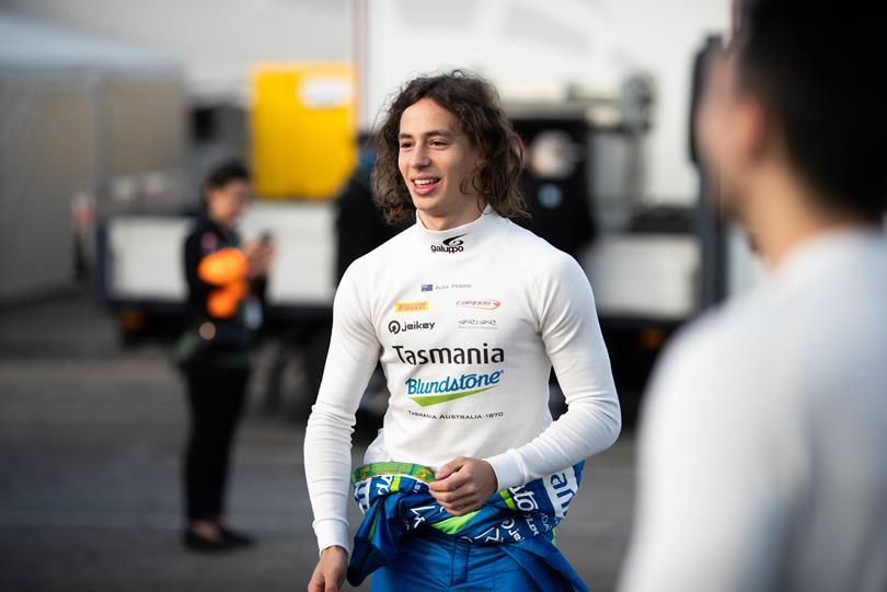Alexander Peroni, Macau GP