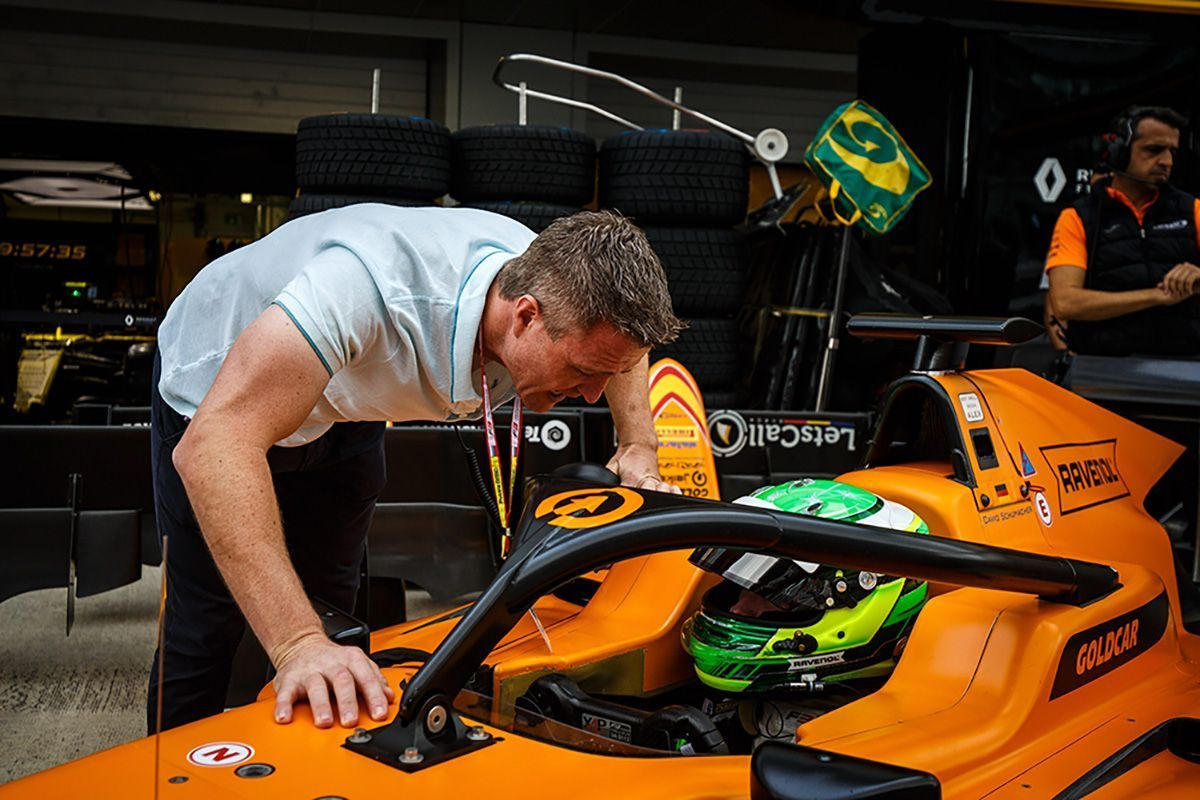 Ralf Schumacher, F1, Podcast