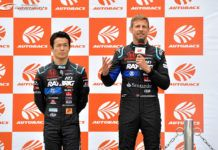 Jenson Button, Super GT