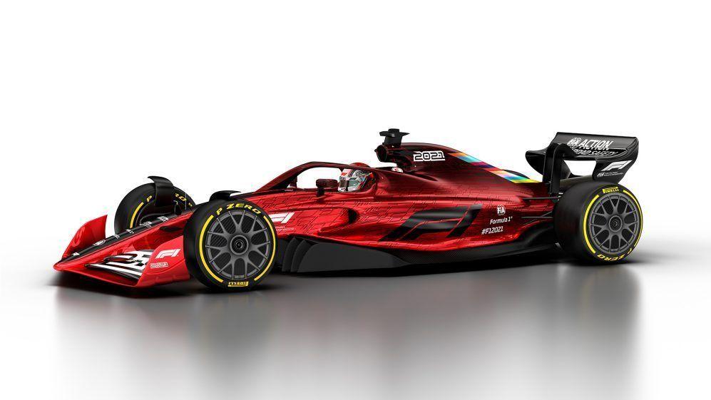 F1, 2021