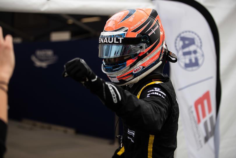 Christian Lundgaard, F2, Renault
