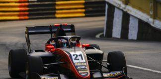 Richard Verschoor, Macau GP