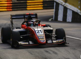 Richard Verschoor, Macau GP