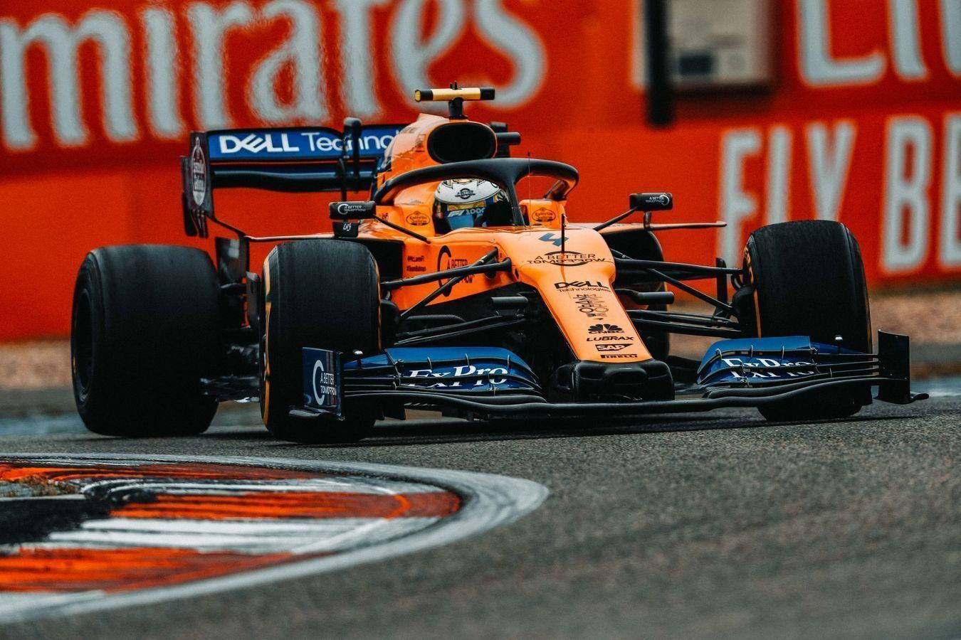 McLaren, BAT