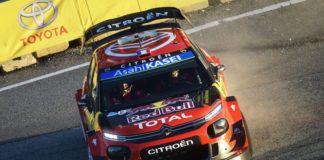 Citroen Racing, WRC, Sebastien Ogier