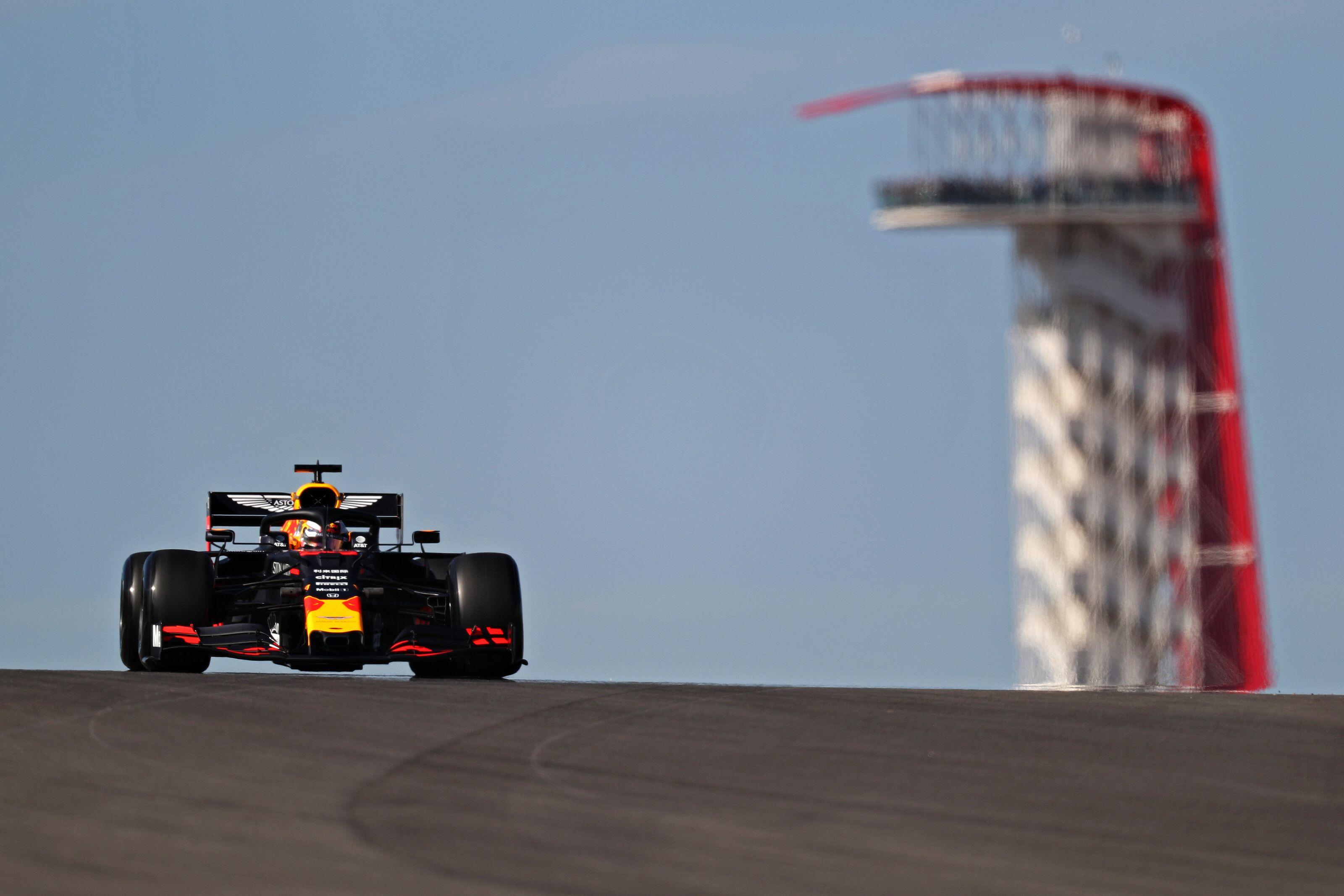 Max Verstappen, US GP