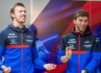 Toro Rosso, Daniil Kvyat, Pierre Gasly