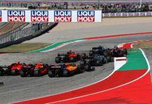 F1, Liberty Media