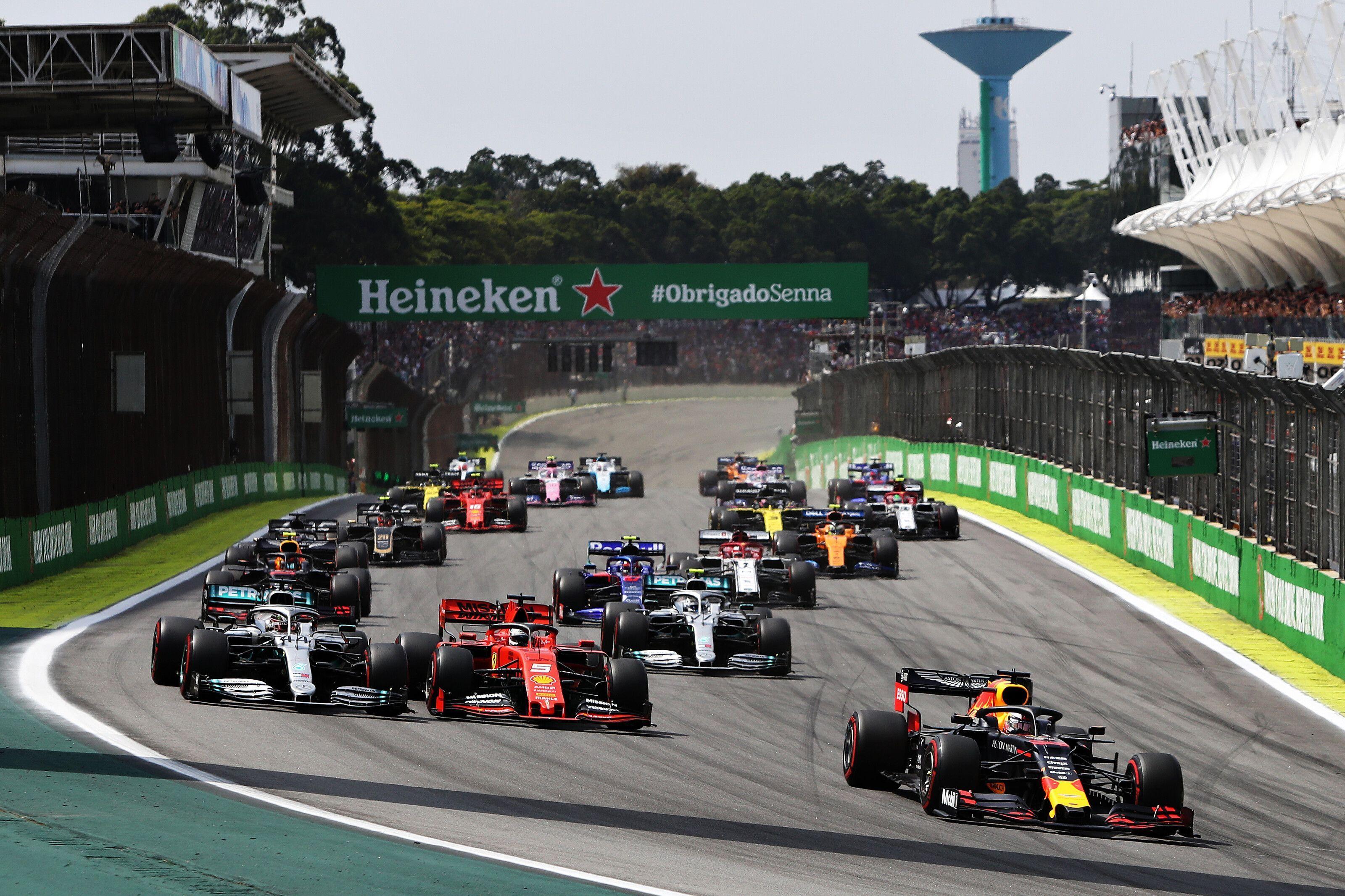 Brazil GP, F1