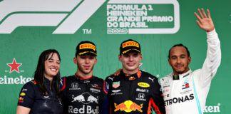 Mercedes, Red Bull