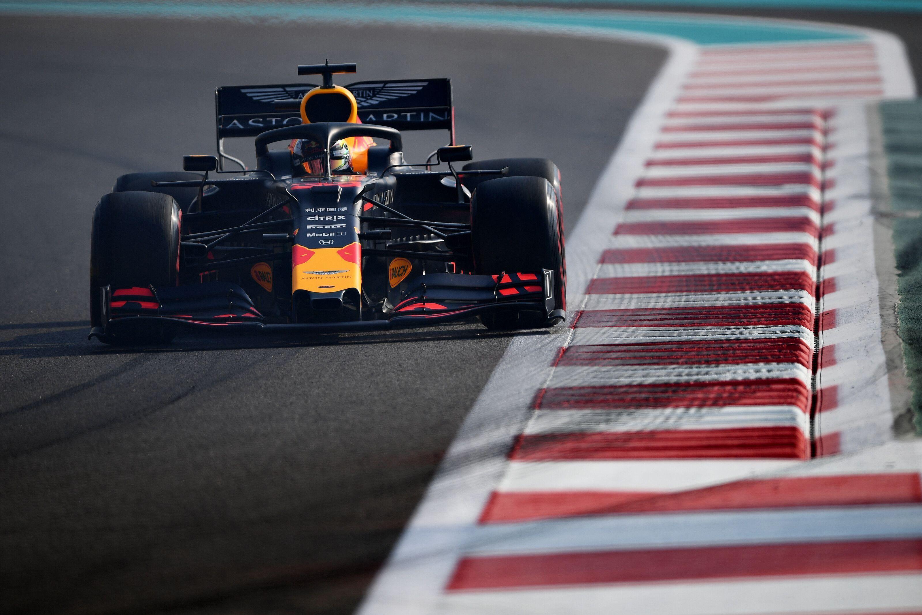 Max Verstappen, Abu Dhabi GP