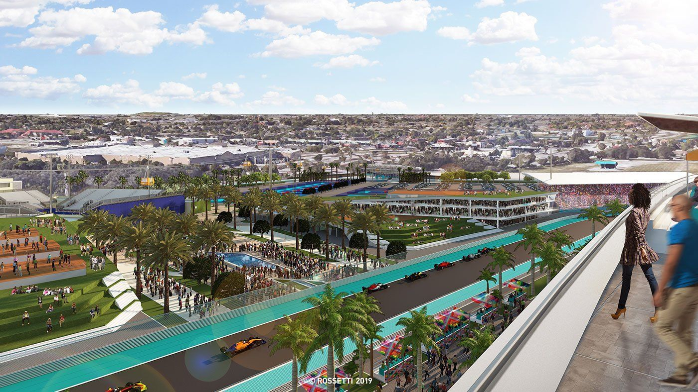 Miami GP, F1