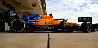 McLaren, Petrobras