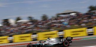 Valtteri Bottas, US GP