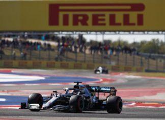 Lewis Hamilton, US GP