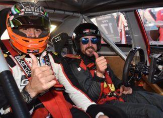 Fernando Alonso, SCT2000