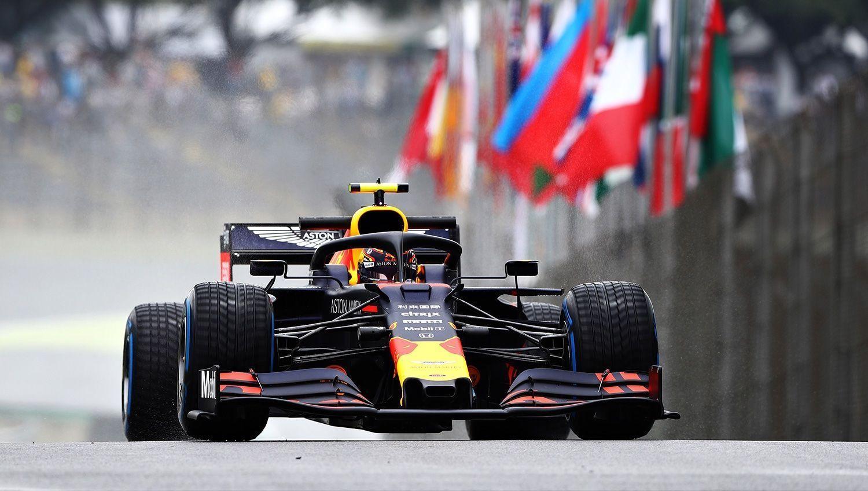 Alexander Albon, Brazil GP
