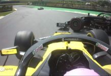 Daniel Ricciardo, Kevin Magnussen