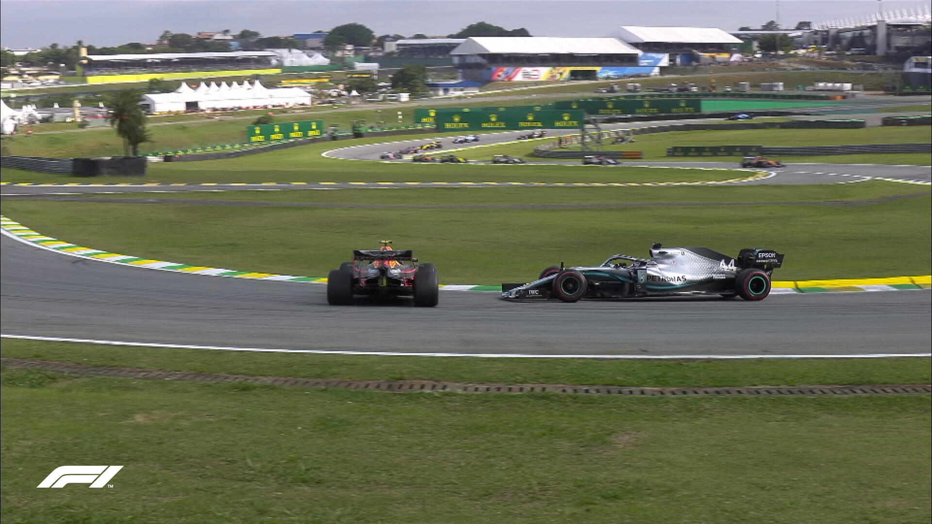 Resultado de imagem para brazil GP 2019 podium
