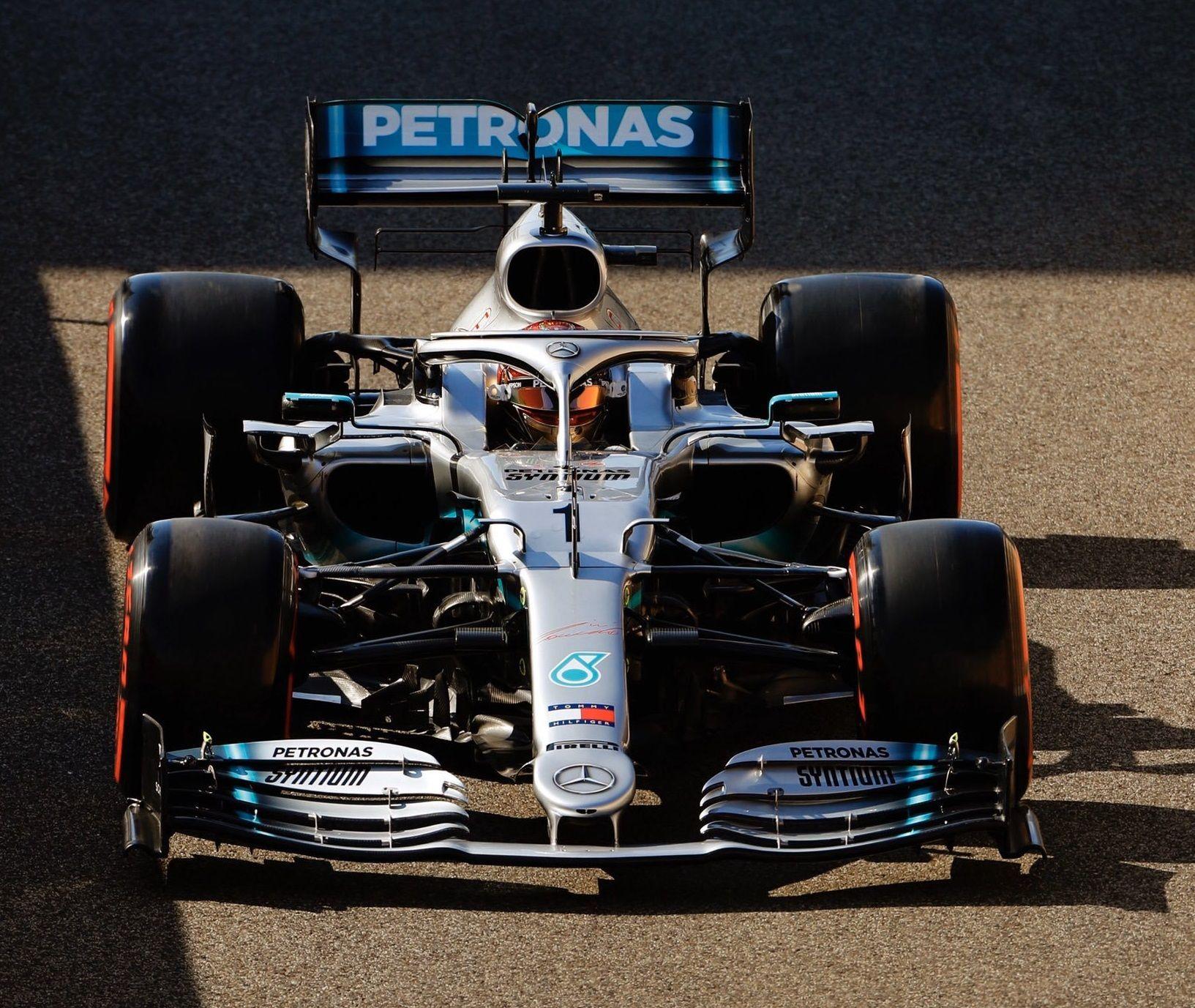 Valtteri Bottas, Lewis Hamilton, Abu Dhabi GP