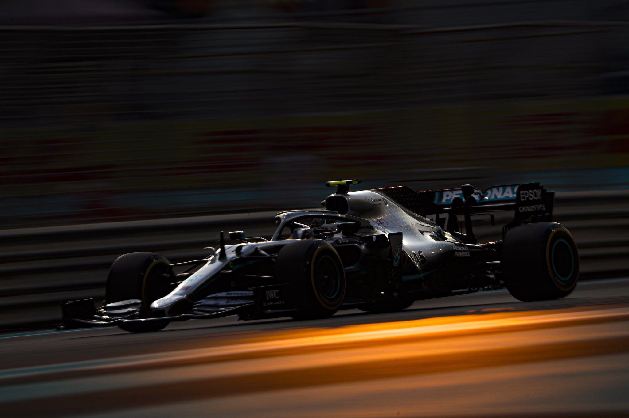 Valtteri Bottas, Abu Dhabi GP