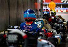 Miron Pingasov, DPK Racing (FA Kart/Iame/Vega)