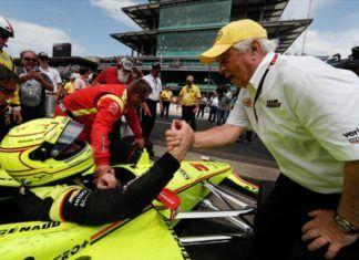 Roger Penske, IndyCar