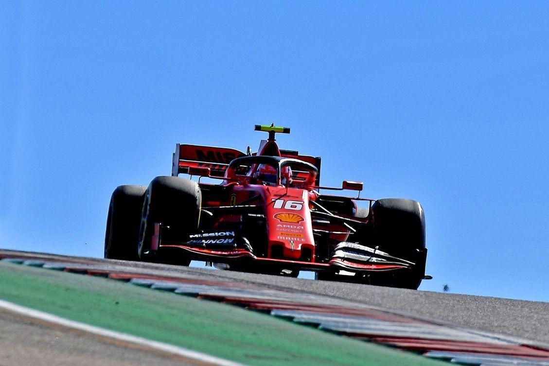Charles Leclerc, Brazil GP, Ferrari