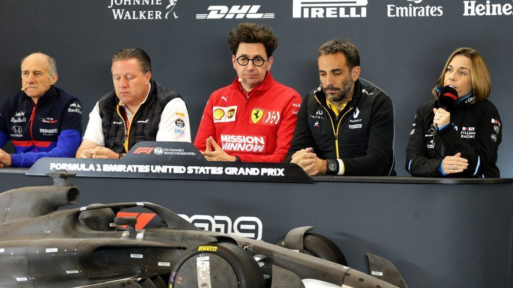 F1 Teams Don T See Any Red Flag In Signing F1 2021 Concorde Agreement