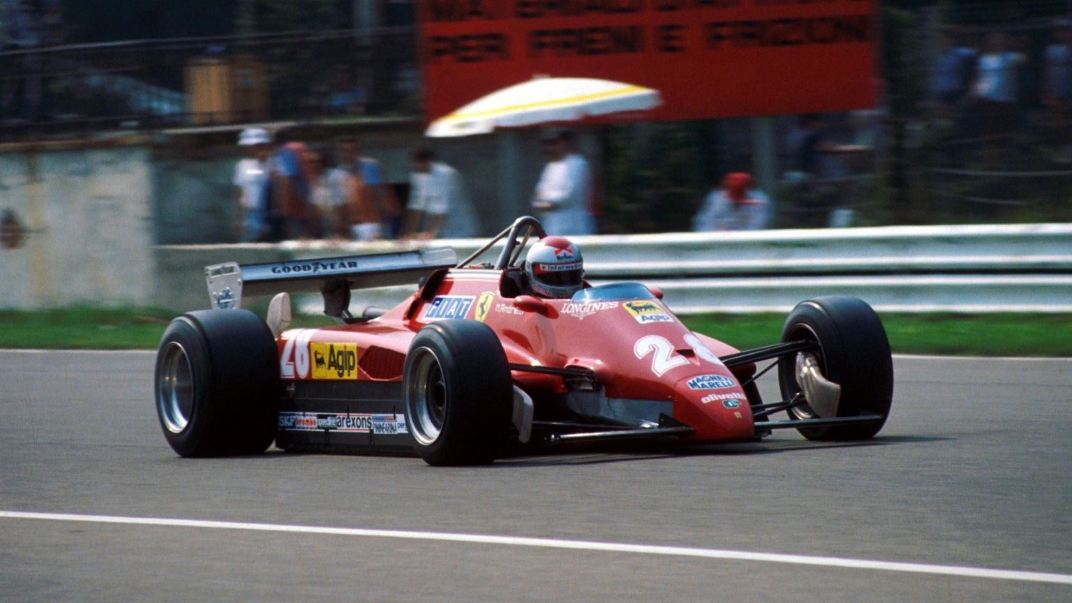 Mario Andretti, F1, Podcast
