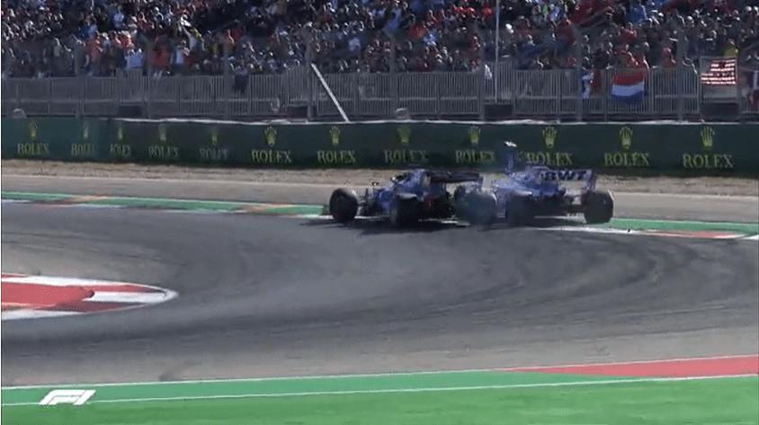 Daniil Kvyat, Sergio Perez