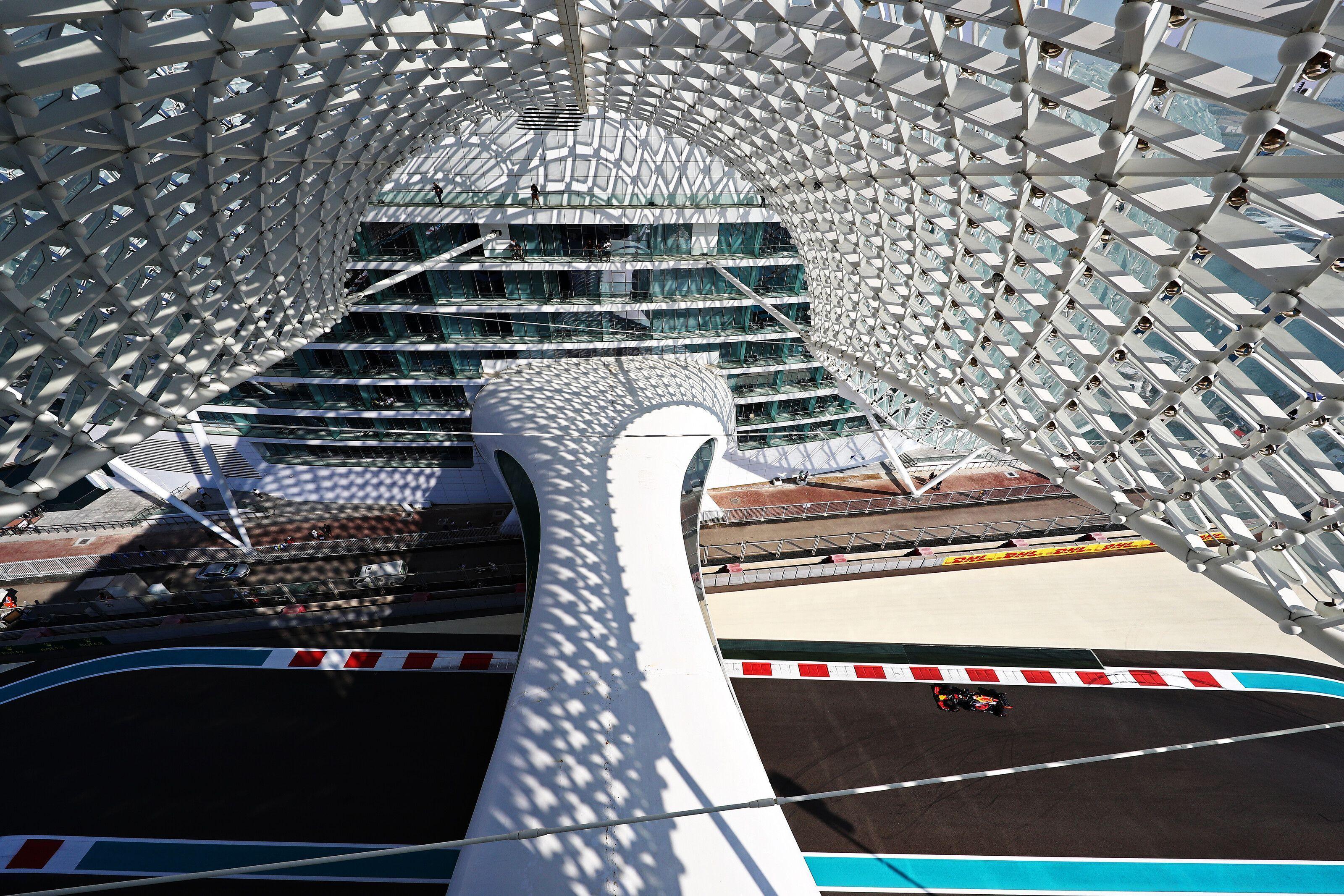Abu Dhabi, F1