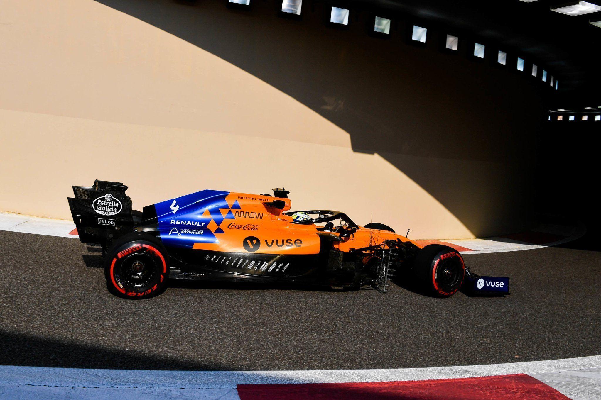Lando Norris, F1