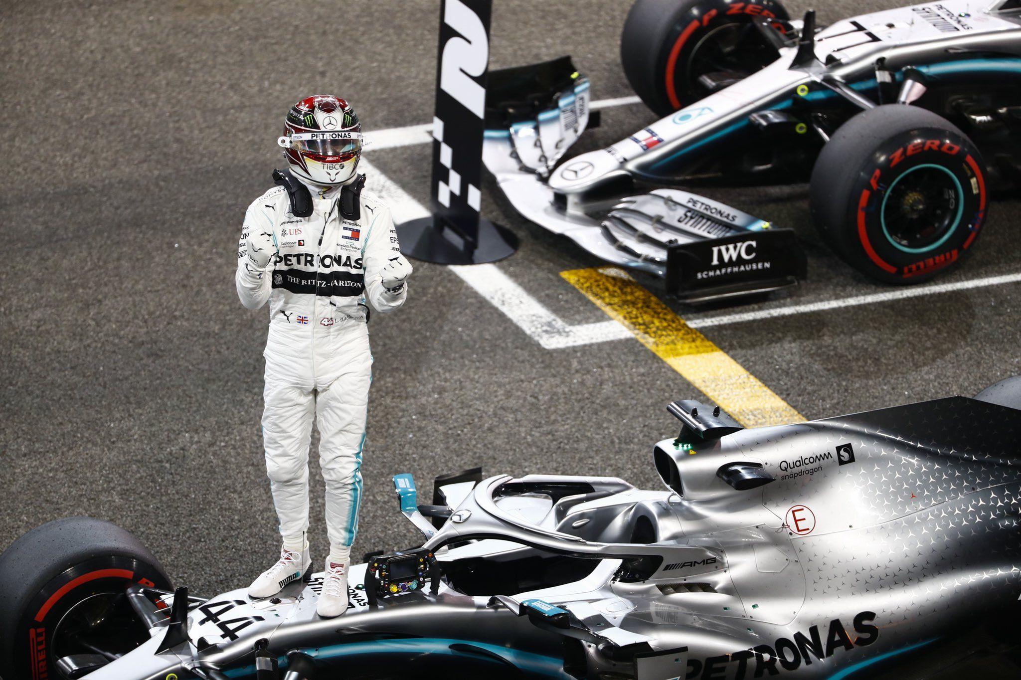 Lewis Hamilton, Abu Dhabi GP