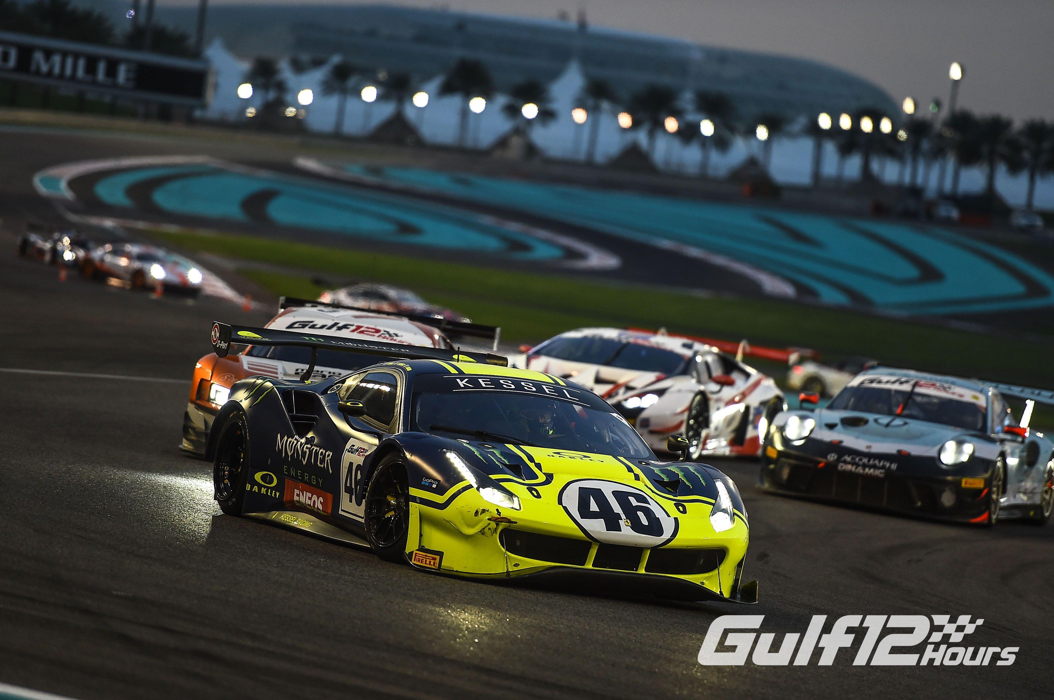 Valentino Rossi, Gulf 12 Hours