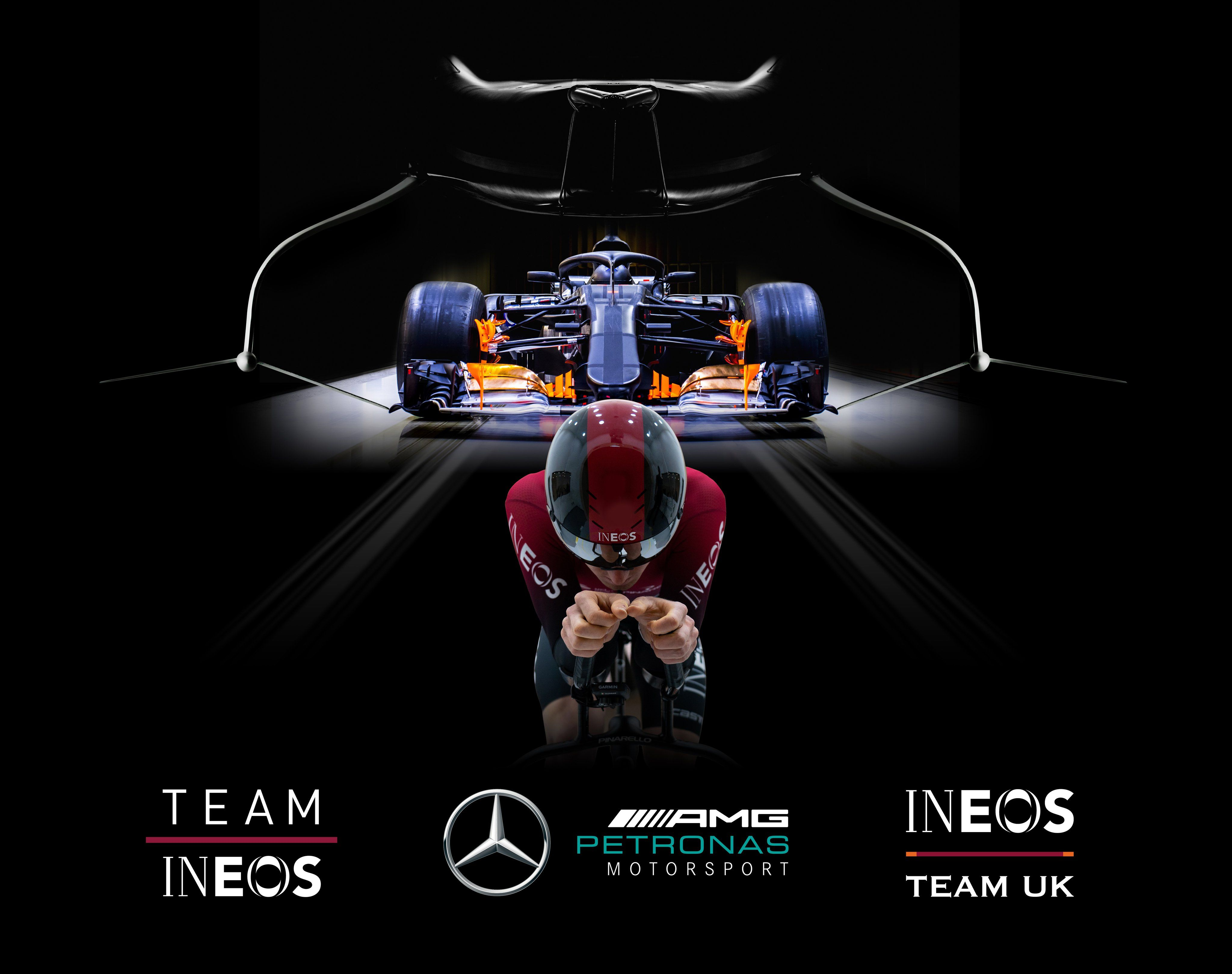 Mercedes sees three core benefits from Team INEOS partnership