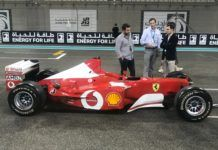 Ferrari, F1, Auction